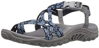 Skechers Women's Reggae-Luau Toe Ring Sandal