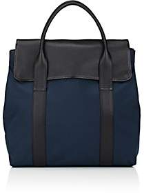 Cledran Men's Shopper Tote Bag-Blue