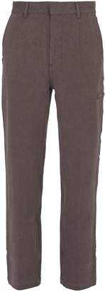 PHIPPS Recycled hemp and organic cotton chino trousers