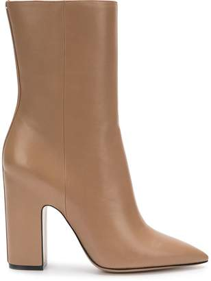 Maison Margiela pointed toe ankle boots