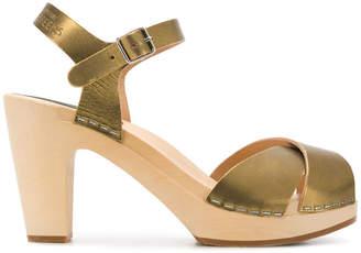 Swedish Hasbeens Merci sandals