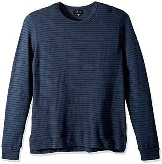 Velvet by Graham & Spencer Men's Walden Beachy Striped Shirt