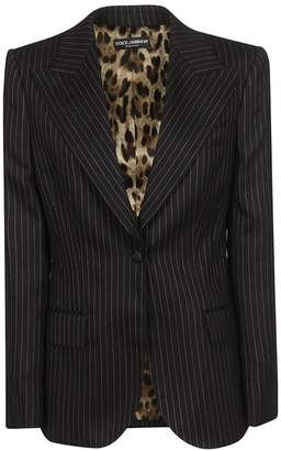 Dolce & Gabbana Dolce \u0026 Gabbana Single Breasted Blazer