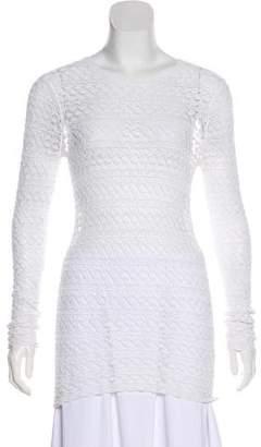 Isabel Marant Sheer Knit Tunic