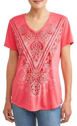 3c5fd8a3b Time and Tru Pink Women's Fashion - ShopStyle
