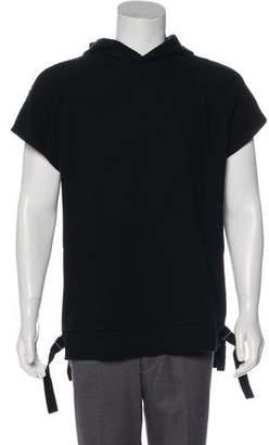 Helmut Lang Short Sleeve Hoodie