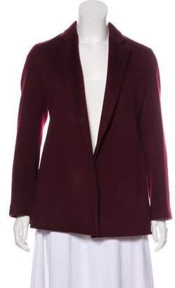 Theory Notched-Lapel Wool Jacket