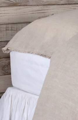 Pom Pom at Home 'Charlie' Linen Flat Sheet