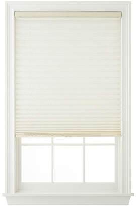 JCPenney JCP HOME HomeTM Custom Woodruff Cordless Pleated Shade