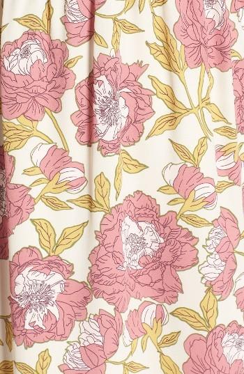 Women's Leith Foral Print Midi Dress 3