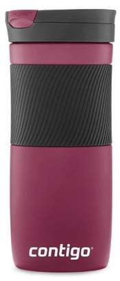 Contigo 16oz Stainless Steel SNAPSEAL Byron Vacuum-Insulated Coffee Mug Purple