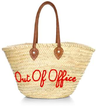 Poolside Large Out Of Office Beach Tote