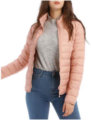 Only Tahoe Shimmer Hood Jacket