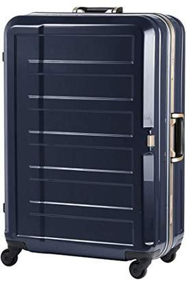 WR (ダブル アール) - [レジェンドウォーカー] スーツケース 保証付 88L 68cm 4.9kg 5188-68 NV ネイビー