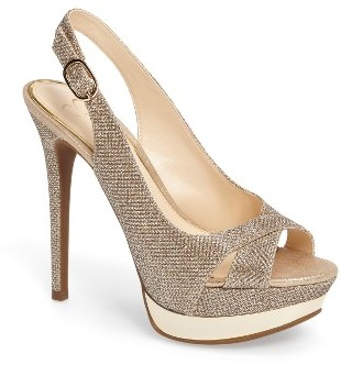 Women's Jessica Simpson Willey Platform Sandal $109.95 thestylecure.com