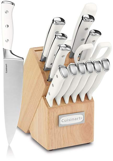 Cuisinart Triple Rivet 15-Piece Cutlery Block Set