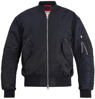 Acne Studios Makio padded bomber jacket