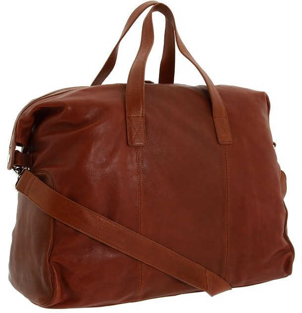 Cole Haan Merced Casual Duffel (Woodbury) - Bags and Luggage