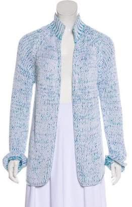 Malo Rib Knit Cardigan