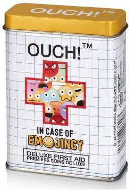 Smallable Ouch Emoji Plasters - Set of 24