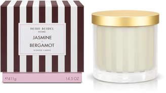 Henri Bendel Jasmine & Bergamot Scented Candle