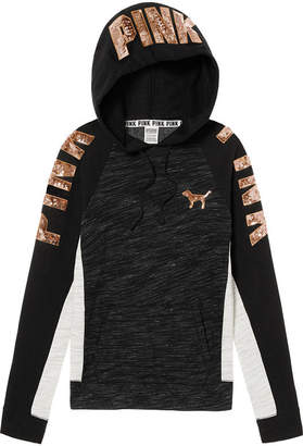 PINK Bling Perfect Pullover