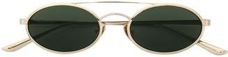 Self-Portrait round shaped sunglasses