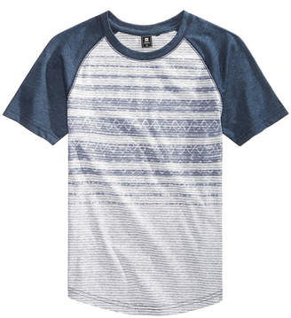 Ocean Current Big Boys Kaufman Striped T-Shirt