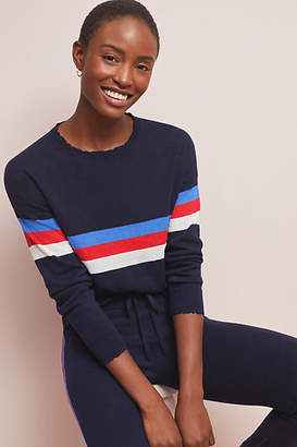 59f44ea3bdf3dd Anthropologie Stripe Sweater - ShopStyle