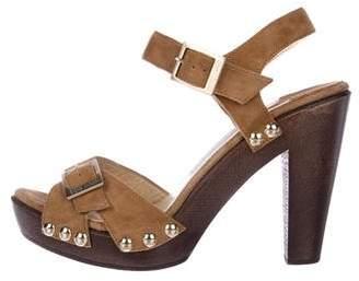Jimmy Choo Urban Studded Sandals