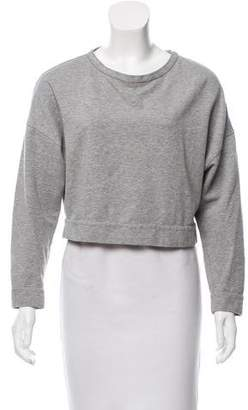 Brunello Cucinelli Crew Neck Long Sleeve Sweatshirt