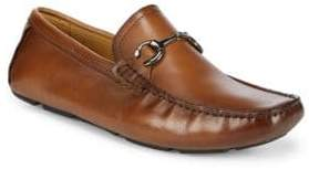 Saks Fifth Avenue Smooth Leather Loafers