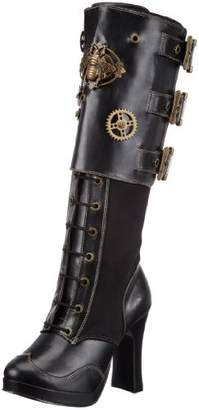 Pleaser USA Women's Crypto-302 Knee-High Boot
