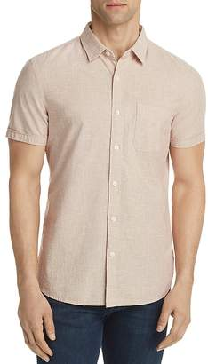 AG Jeans Pearson Short Sleeve Button-Down Shirt