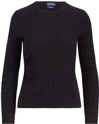 Polo Ralph Lauren Julianna Sweater $398 thestylecure.com