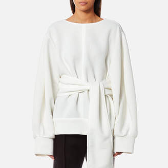 House Of Sunny House of Sunny Women's Primary Rib Oversized Jumper