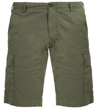J.w.brine J.W. BRINE Free Key stretch-cotton cargo shorts