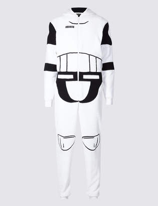 M&S Collection Star WarsTM Stormtrooper Onesie