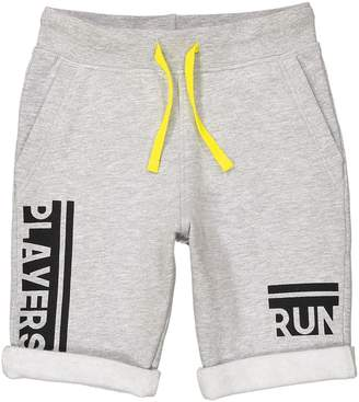 La Redoute Collections Fleece Bermuda Shorts, 3-12 Years