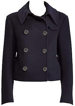 Ralph Lauren Women's Stand Collar Wool-Cashmere Jacket