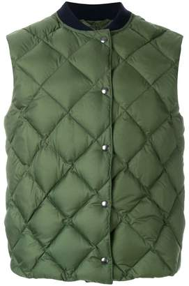 Holland & Holland quilted gilet
