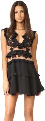 For Love & Lemons Laney Lou Dress $255 thestylecure.com