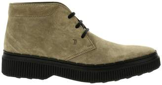 Tod's Chukka Boots Shoes Men