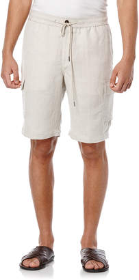 Cubavera Big & Tall Full Elastic Drawstring Cargo Short