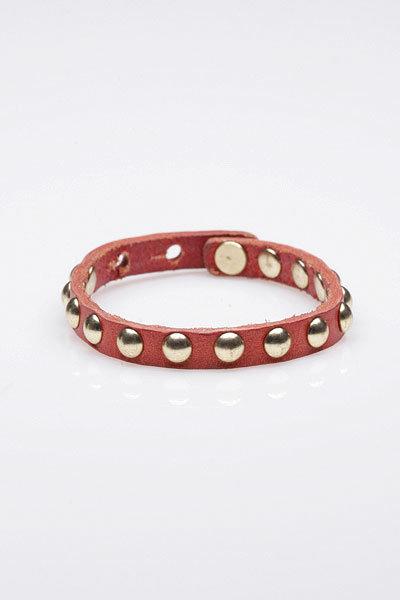 Linea Pelle Skinny Cuff Bracelet in Orange-PRE ORDER