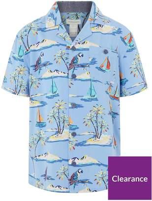 Monsoon Herby Hawaiian Shirt