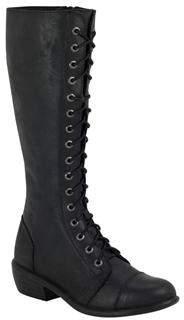 Roc Terrain Black Leather