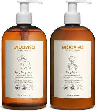 Erbaviva Baby Essentials Duo