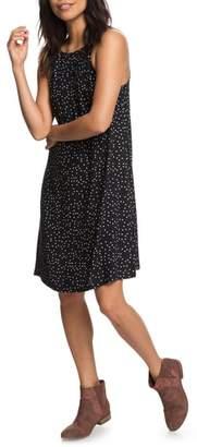Roxy City Shield Print Dress
