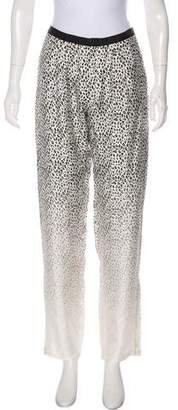 Band Of Outsiders High-Rise Straight-Leg Pants